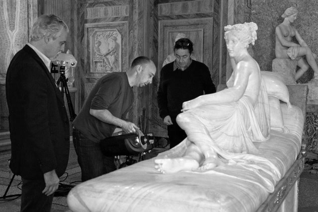 Paolina Bonaparte Sculpture Giberto