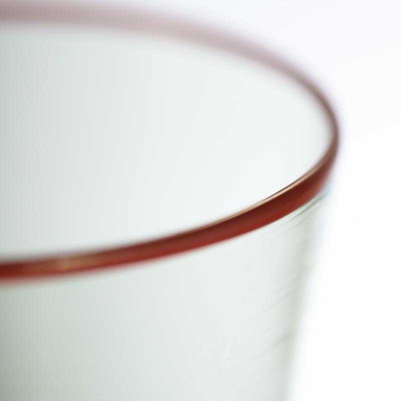 D'Annunzio-murano-red-grey-glass-fume-dark