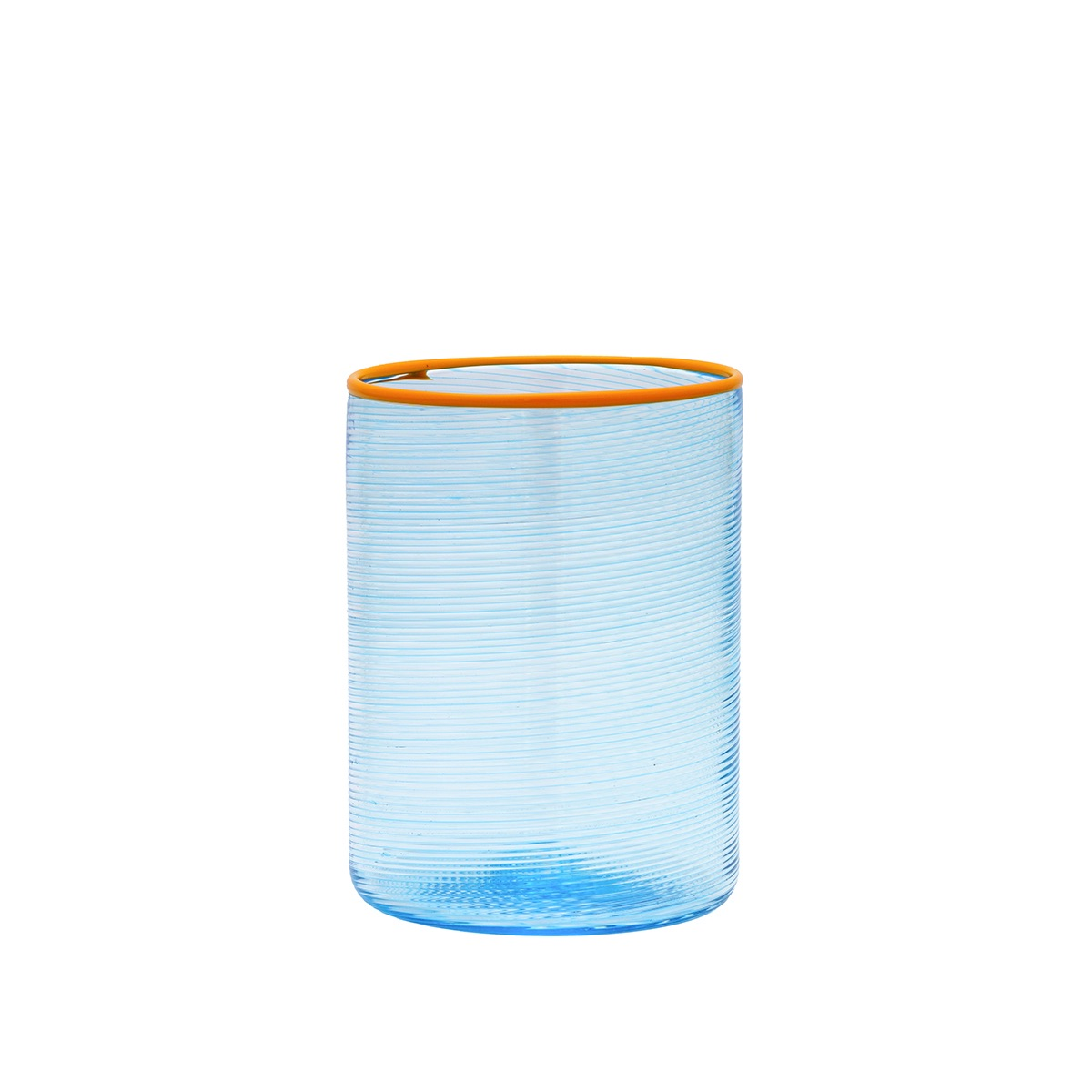 Fizzy wine acquamare azzurro blue orange