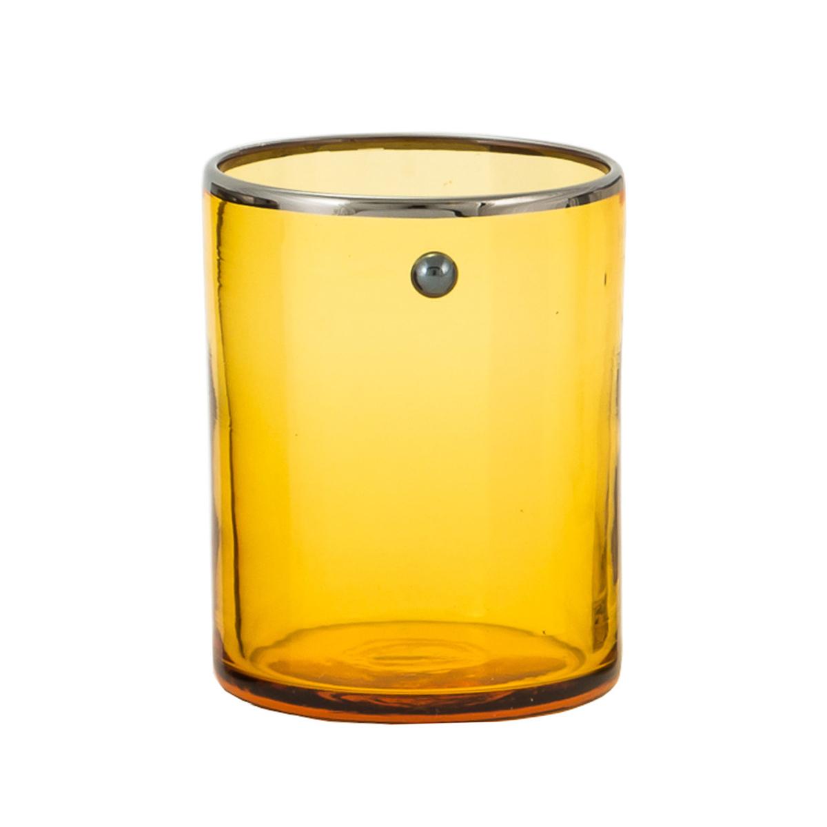 JAI-shot-glass-amber-venice-murano-handmade