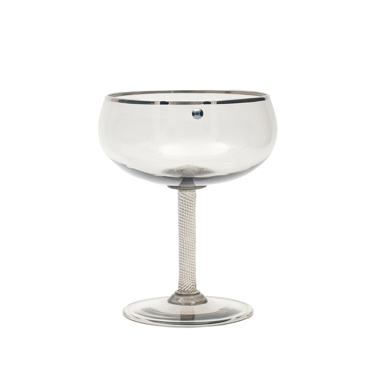 San-valentino-champagne-coupe-sparkling-wine-handmade-murano-venice-platinum-designer-cristal