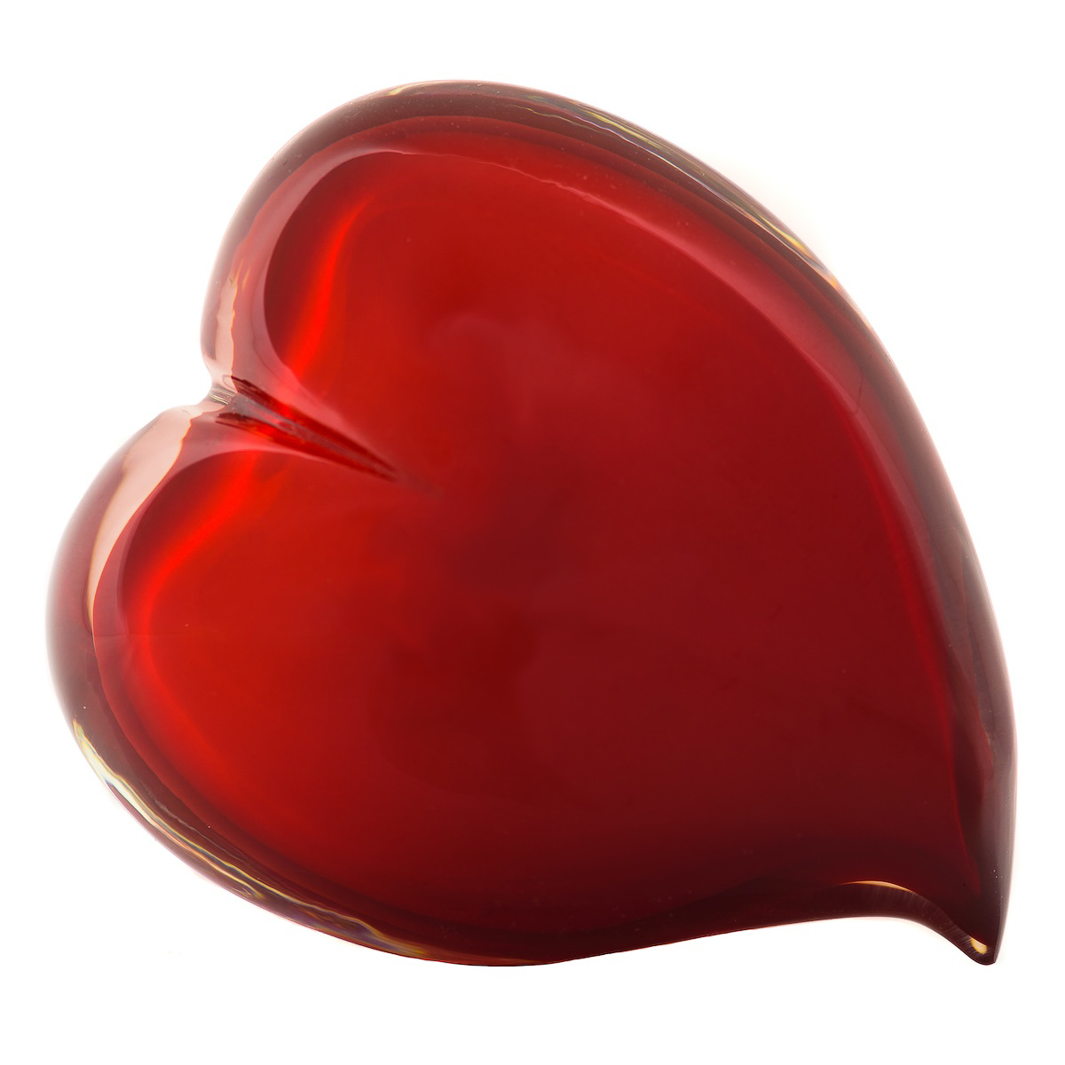 cuore-amore-red-passion-glass-heart