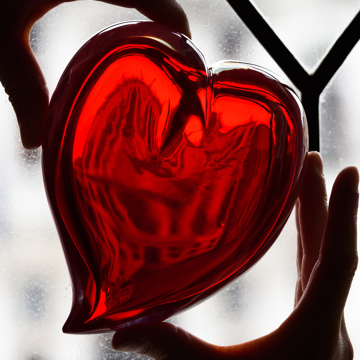 cuore-red-designer-giberto-glass