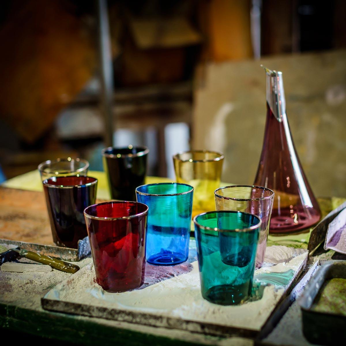 drink-vaso-glass-luxury-interior-design-murano-handmade-black-platinum