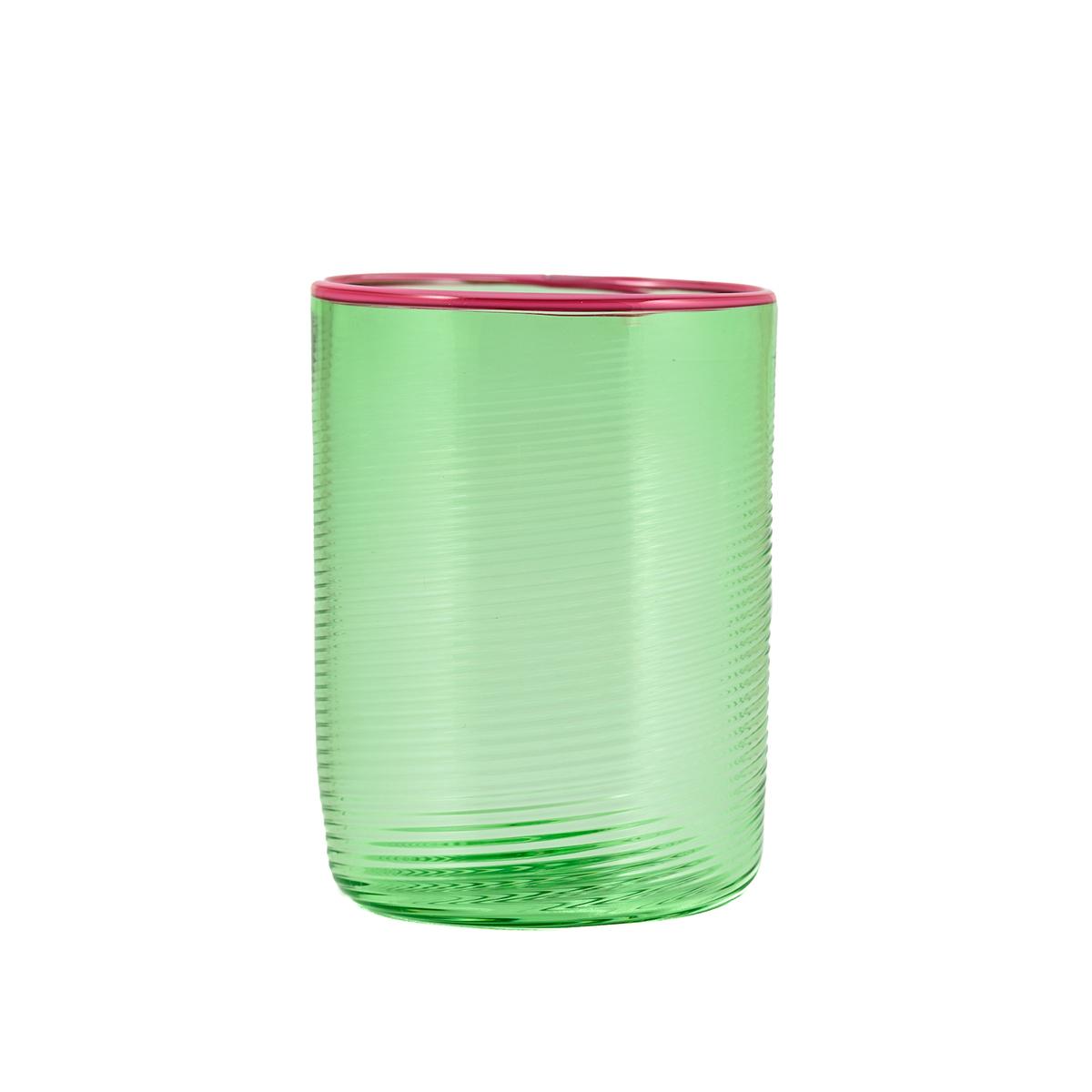 fizzy-water-green-pink-glass-murano-glassware
