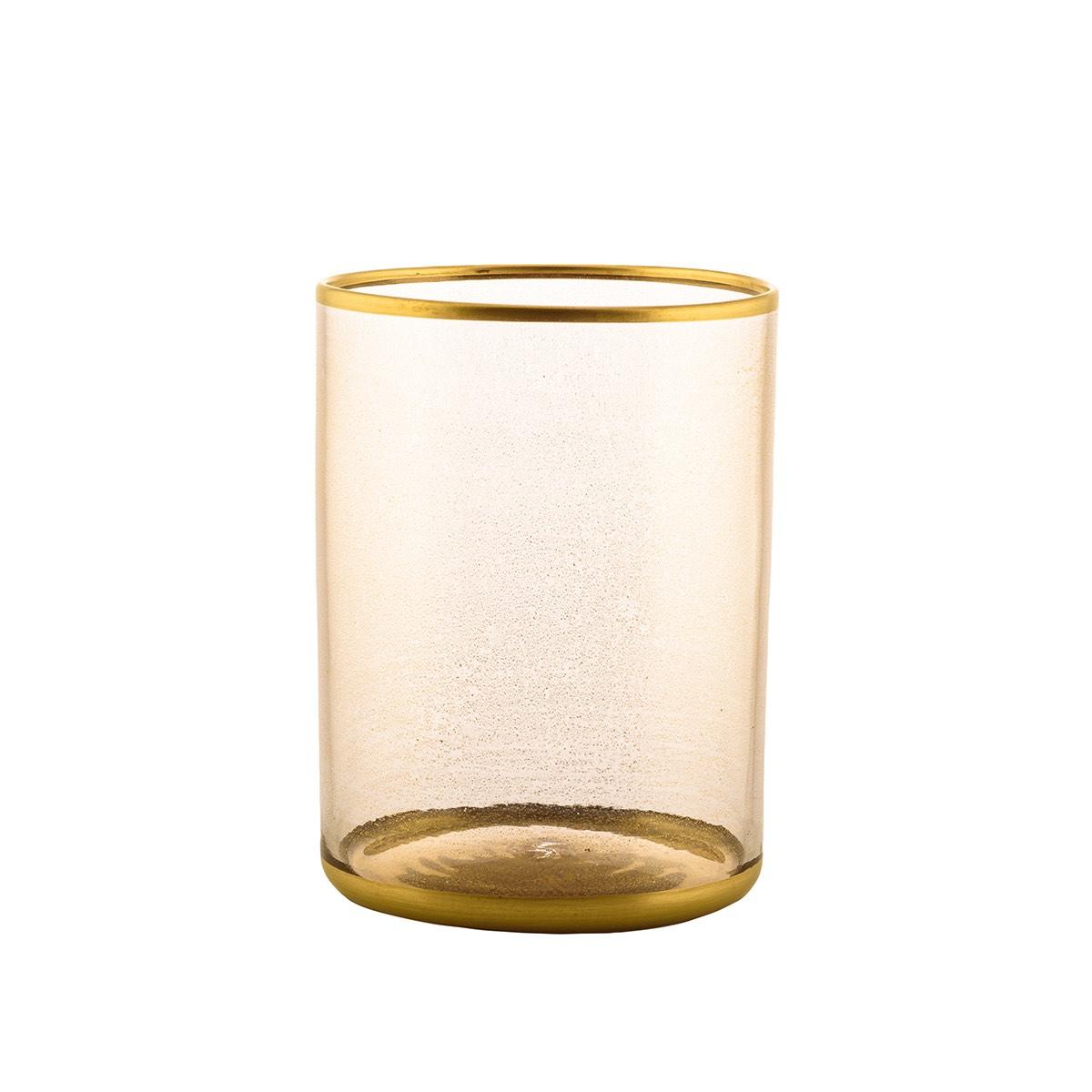 gold-oro-cylindrical-luxe-luxury-murano-glassware-tablescape