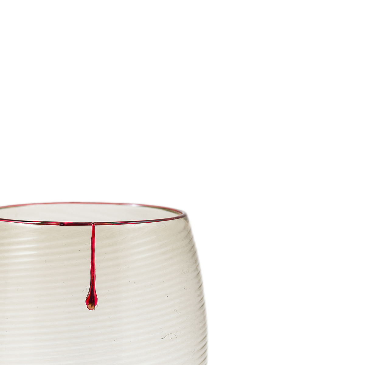 julia-ruby-wine-fume-grey-glass-detail-murano-design-luxury