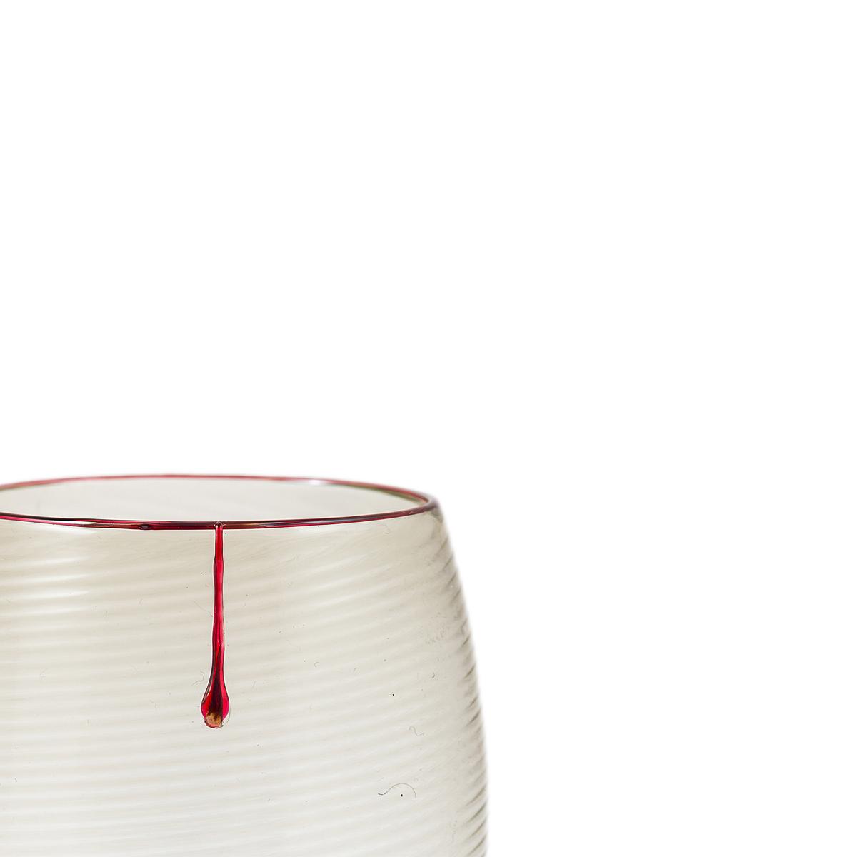 julia-ruby-wine-fume-grey-glass-detail-murano-design-luxury