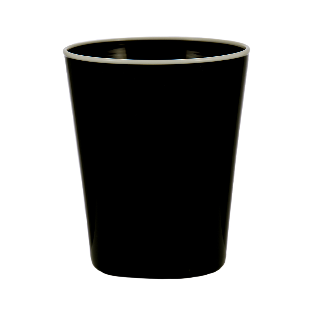 Manilo Water Glass Black
