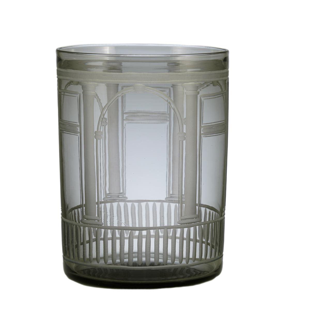 palazzo-grimani-vase-candle-crystal-grey-murano-giberto-design-precious-luxury-handmade-flower