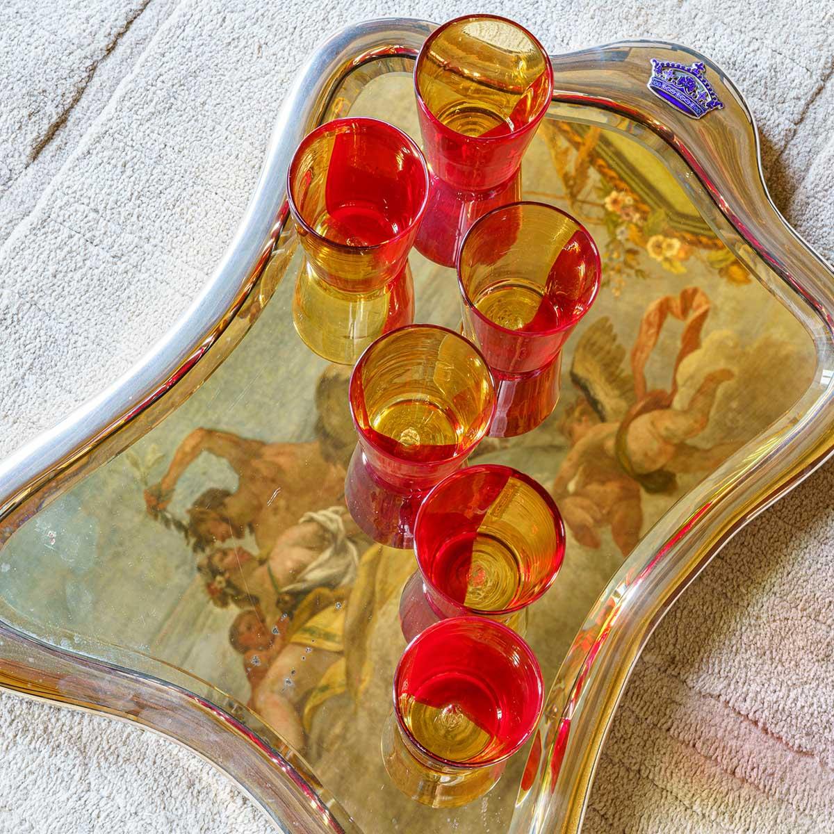 rothko_glass_murano_amber_red_twin_angels_art_giberto_design_luxury_ambient