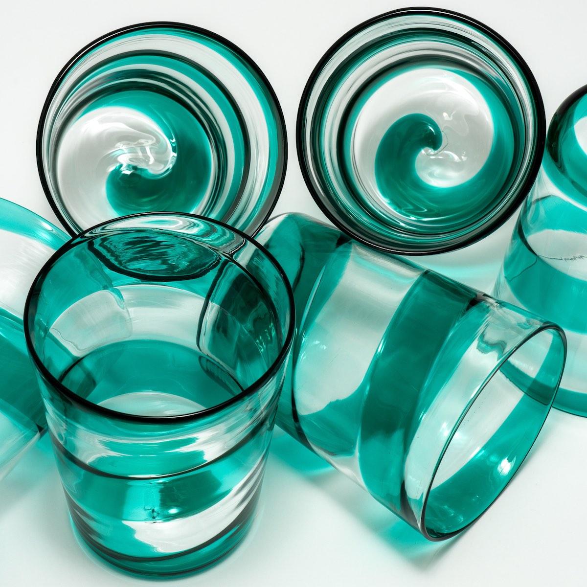 veronica glass cocktail spritz